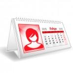 Перекидні настільні календарі