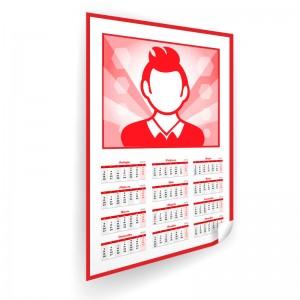 Календар-постер