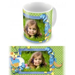 Звездный час. Чашка на день рождения ребенка #3
