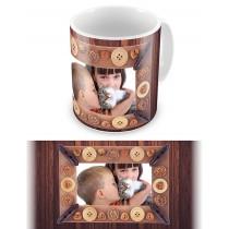 Пуговицы. Чашка для детей #3