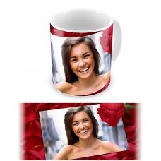 Открытка счастья. Чашка для влюбленных, на 8-е марта, ко Дню Святого Валентина #1