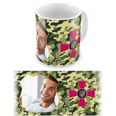 Защитник. Чашка на День защитника Отечества, 23 февраля #5