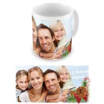 Свято всієї сім'ї. Чашка на Новий рік #6