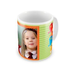 Чашки с фото, школьная тематика