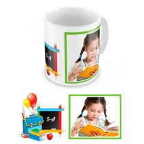 Чашка Школа #8
