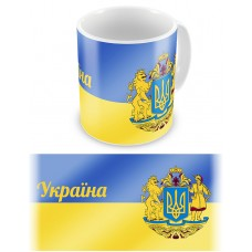 Моя страна. Чашка Украина #3