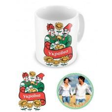 Патриот. Чашка Украина #11