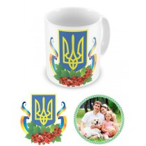Патриот. Чашка Украина #9