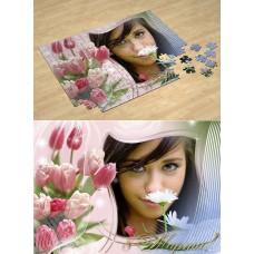 Квіткова мрія. Фотопазл на 8-е березня #1