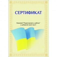 Сертификат тип 10 русский язык