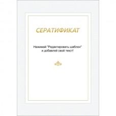 Сертификат тип 4 русский язык